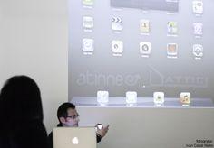 El pasado viernes día 21 de Octubre de 2011 tuvo lugar en nuestro centro un nuevo evento, en este caso se trataba de la presentación del sistema operativo para dispositivos móviles de Apple en su versión iOS5.