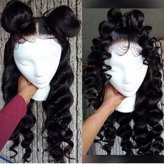 Lace Front Black Wig pre plucked Lace hair wigs pixie cut wigs african american Lace Front Black Per Plum Black Hair, Black Hair Wigs, Long Black Hair, Brown Hair, Curled Hairstyles, Straight Hairstyles, Short Haircuts, Lace Front Wigs, Lace Wigs