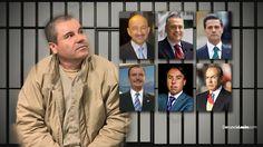 """Analistas internacionales aseguran que el recién extraditado, Joaquin """"El Chapo"""" Guzmán, podría p..."""