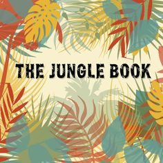 The Jungle Book Takes Over the Children's Garden in May 2016 Myriad Botanical Gardens, Comic Books, Comics, Children, Poster, Young Children, Boys, Drawing Cartoons, Kids