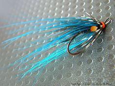 Tying the Nagli Spey Salmon Fly with Davie McPhail