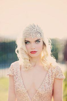 Apparel Accessories Wedding Womens Crystal Bridal Flower & Leaves Crown Headband Tiara Headdress Relieving Heat And Sunstroke