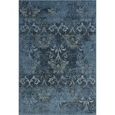 Found it at Wayfair - Beckham Dalyn Blue Area Rug