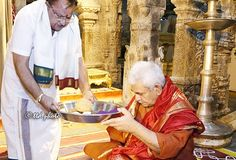 Mr.Manoj Sinha Railway Minister At Tirumala | Temples In India Info