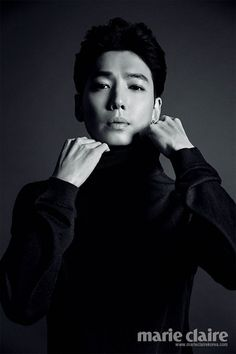 Jung Kyung Ho In Marie Claire Korea