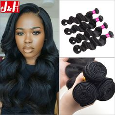 "4Pcs Lot Raw Malaysian Virgin Remy Hair Extensions Body Wave 7A Unprocessed Human Hair Rosa Hair Products 10-30"" Free Shipping"
