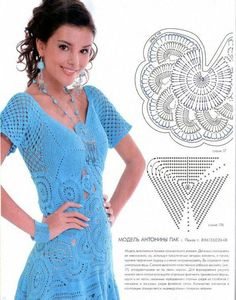 Love this pattern!   Not the dress!