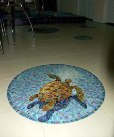 dekoration Mosaic insert in the floor Understanding Video Game Ratings As a parent today, you most l Mosaic Artwork, Mosaic Wall, Mosaic Glass, Mosaic Tiles, Glass Art, Mosaic Mirrors, Sea Glass, Mosaic Art Projects, Mosaic Crafts