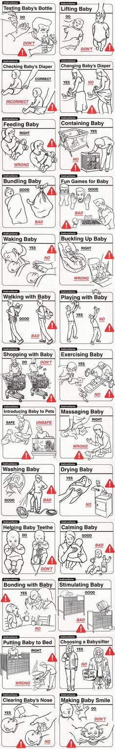 Baby Handling Tips for New Parents... on imgfave