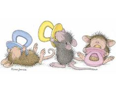 """""""Mice Babies"""" from House-Mouse Designs®"""