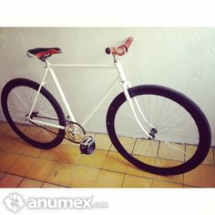 Bicicleta fixie Guadalajara Bicycle, Vehicles, Shopping, Guadalajara, Bicycles, Bike, Bicycle Kick, Car, Vehicle