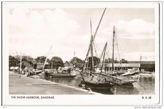 Zanzibar dhow c.1950