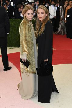 Met Gala 2016: Ashley and Mary-Kate Olsen