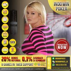 Indowin Poker Indowin Profil Pinterest
