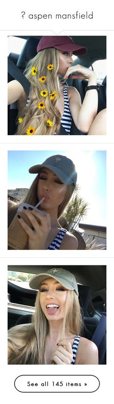"""""""♡ aspen mansfield"""" by sassy-an0ns ❤ liked on Polyvore featuring aspen mansfield, chloe and aspen"""