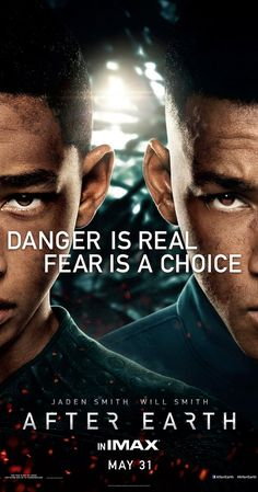 Directed by M. Night Shyamalan.  With Jaden Smith, David Denman, Will Smith…