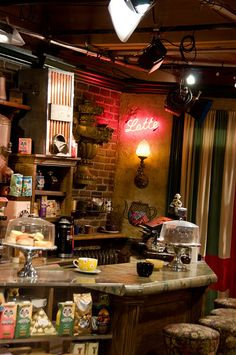 Central Perk Bar | Flickr : partage de photos !