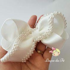 Laçinho bordado ❤❤ #maedemenina #Laços #artesanato #tiara #laco #novidades #maternidade #maedemenina #maedeprimeiraviagem #mundorosa…