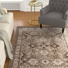 Find Asheville Oriental Taupe Area Rug Darby Home Co online. Shop the latest collection of Asheville Oriental Taupe Area Rug Darby Home Co from the popular stores - all in one Yellow Area Rugs, White Area Rug, Beige Area Rugs, Blue Area, Grey Rugs, Affordable Area Rugs, Shag Carpet, Beige Carpet, Table