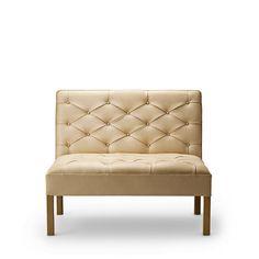 Kaare Klint Addition Sofa with back - KK48650 - Carl Hansen & Søn