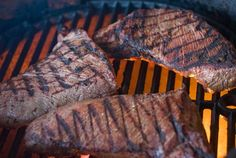 tri-tip-roast; serve with rice or polenta and sliced fresh veggies. OR serve as fajitas