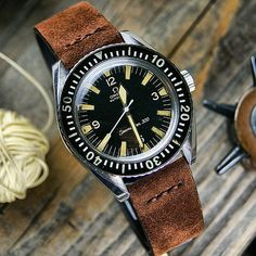 Great patina combo...with the Mocha Vintage Suede Strap on the #sm300 #seamaster300 #bandrbands #wruw #watchesofinstagram #watchmania #watchdaily #watchgeek #watchfam #watchuseek #watchnerd #wristi #vintagewatches #vintagewatch #wis #dailywatch #practicalwatch #womw #speedmaster #submariner #heuer #horology #timepiece #instawatches #instawatch #seamaster