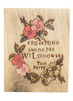 You Belong Among the Wildflowers Embroidery Hoop Art Wall Wooden Quotes, Embroidery Hoop Art, Spread Love, Hd Desktop, Self Love, Faith, Wallpaper, Nature, Wildflowers