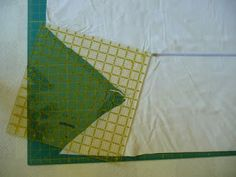 LittleRedSaid.......: Adventures in Making 3/4 Fitted Sheets