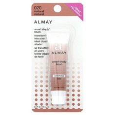 Almay Smart Shade Blush Natural 020 05 Ounce Tube -- Continue to the product at the image link.
