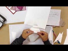 Designer Paper Fancy Fold