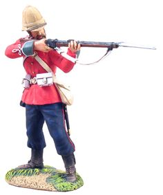 Zulu Wars - British 24th Foot