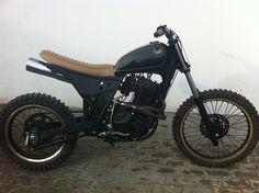 Suzuki DR 600 by Lab Bikes