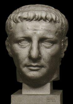 Claudius Bust Sculpture Roman Emperor - Identical Reproduction - Roman Emperors Collection - Roman and Etruscan - Civilization
