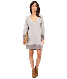 FREE PEOPLE All About Pullover. #freepeople #cloth #dresses