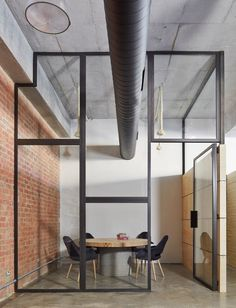 WISH THIS WAS MY OFFICE LIFE - conference room | kavellaris urban design offices #interiordesign