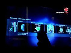 Samsung y Microsoft presentan el dispositivo Sur40