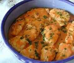 Votre recette : Lotte à L'Armoricaine. Variez les plaisirs avec cette recette de poisson parfumée et savoureuse !