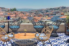Lisbon rooftop bars | Cocktail bars with a view | CN Traveller