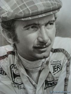 Laurent Missbauer visits Jo Siffert's grave and private museum