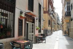 Nuestro local en Calle Beatas