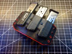 Lifetime Warranty Custom made to fit your mags like a glove. The front mag is canted forward for easier purchase. Comes standard with 1 closed belt loops to accommodate most belts. I take pride in my work and I know you will see it. Tactical Knives, Tactical Gear, Custom Holsters, M&p Shield, Tac Gear, Kydex Holster, Cool Gear, Concealed Carry, Shotguns
