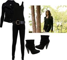 """Katherine Pierce Inspired(:"" by kaylee-kimberlin on Polyvore"