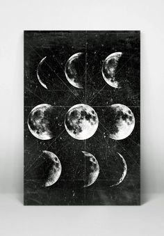 Hey, I found this really awesome Etsy listing at https://www.etsy.com/listing/212123731/moon-posterfull-moonmoon-art-with-moon