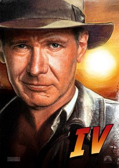 Another Indy IV Teaser poster - used by a lot of Film news sites whenever news on the film was being reported...