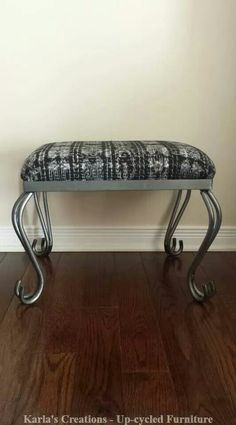 Vanity Bench, Benches, Furniture, Home Decor, Banks, Decoration Home, Room Decor, Bench, Home Furnishings