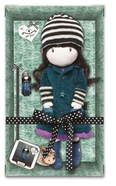 Gorjuss Special Edition Cloth Doll - Toadstools | Diversen |