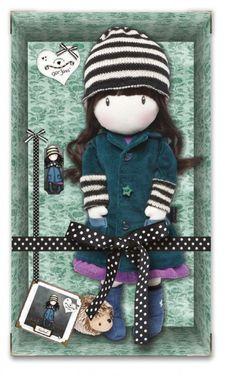 Gorjuss Special Edition Cloth Doll - Toadstools | Diversen |