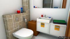 www.grafikanet.pl #bathroom #łazienka #art #design #graphic