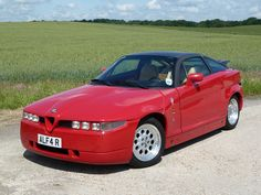 Alfa Romeo SZ - LGMSports.com