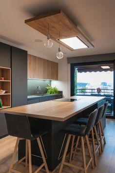 New Kitchen Cabinet Doors, Kitchen Cabinet Interior, Unfinished Kitchen Cabinets, Buy Kitchen Cabinets, Kitchen Cabinet Styles, Open Plan Kitchen Living Room, Kitchen Room Design, Kitchen Layout, Home Decor Kitchen